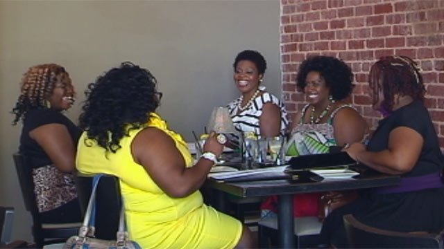Upstate members of Fabulouz Thick Cuties meet at The Cazbah in Greer. (File/FOX Carolina)