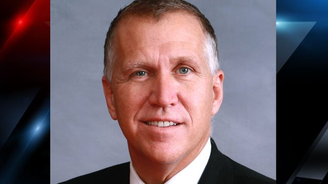 Rep. Thom Tillis (R-Raleigh), Speaker of the North Carolina House. (ncleg.net)