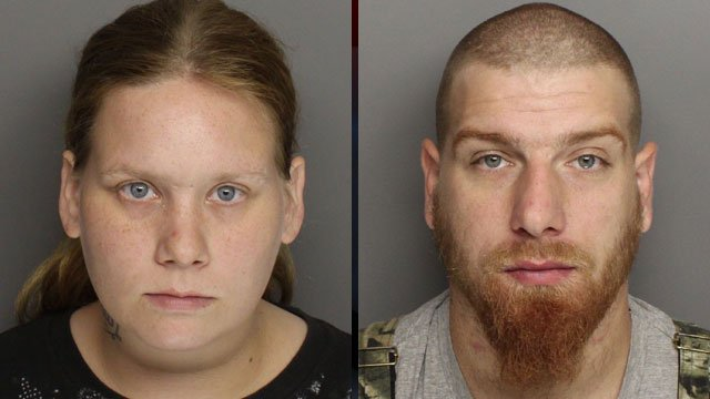 Rebecca and Charles Dutton (Greenville Co. Sheriff's Office)