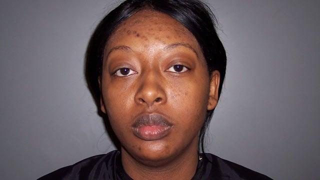 Raisha Cohen (Laurens Co. Detention Center)