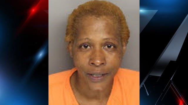 Carolyn McCoy (Greenville Co. Detention Center)