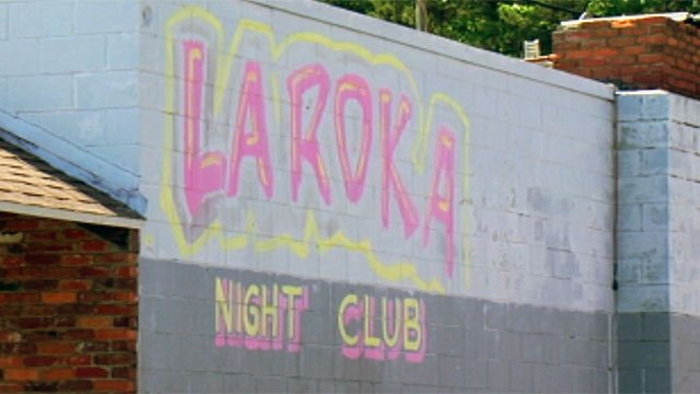 Club La Roka is located on South Pleasantburg Drive in Greenville. (May 20, 2012/FOX Carolina)