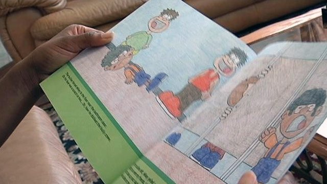 A look at McGowan's anti-bullying book 'STOMP OUT the Bullying!' (June 15, 2012/FOX Carolina)
