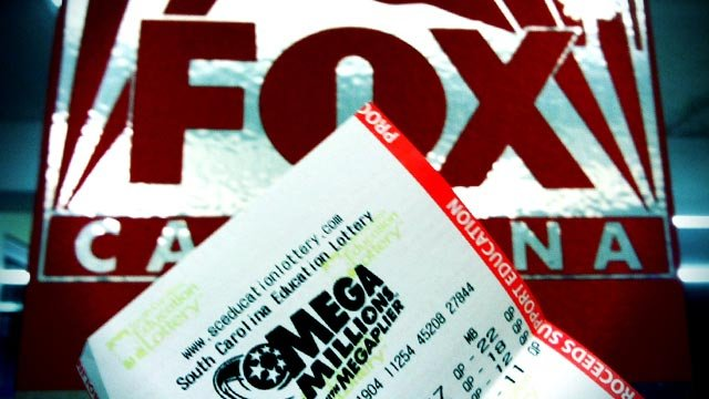 FOX Carolina is the only channel the Upstate that airs the Mega Millions jackpot drawings Tuesdays and Fridays at 11 p.m. (FILE/FOX Carolina)