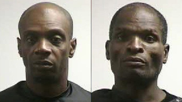 From left to right: Vincent Missouri and Bobby Wright (Pickens Co. Detention Center)