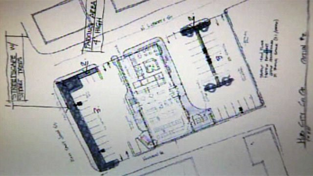 Plans for the new location of Hub City Co-op. (Courtesy Hub City/Erin Ouzts)