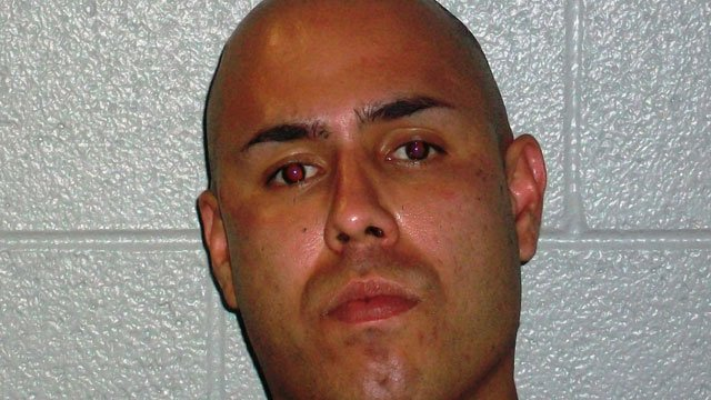 Eric Calderon (Henderson Co. Sheriff's Office)