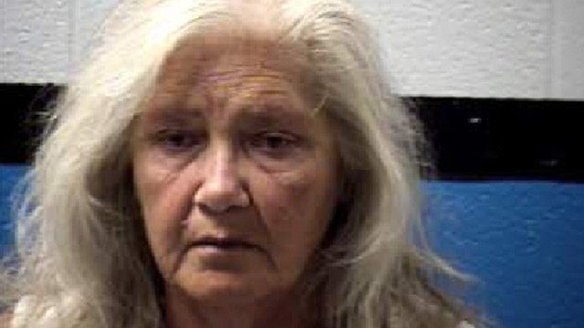 Mary Smith (Transylvania Co. Detention Center)