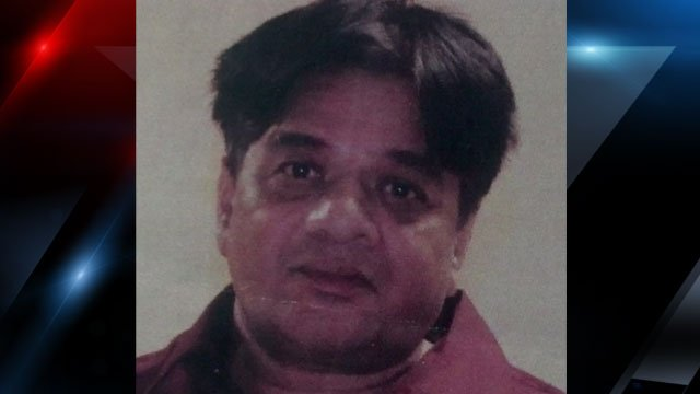 Chandrakant Patel (Anderson Co. Sheriff's Office)
