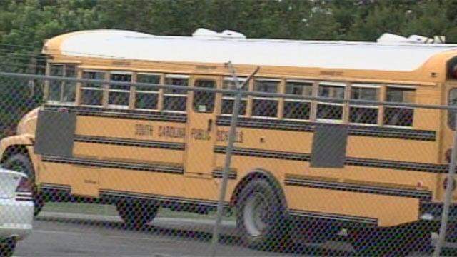 A South Carolina Public School bus. (File/FOX Carolina)