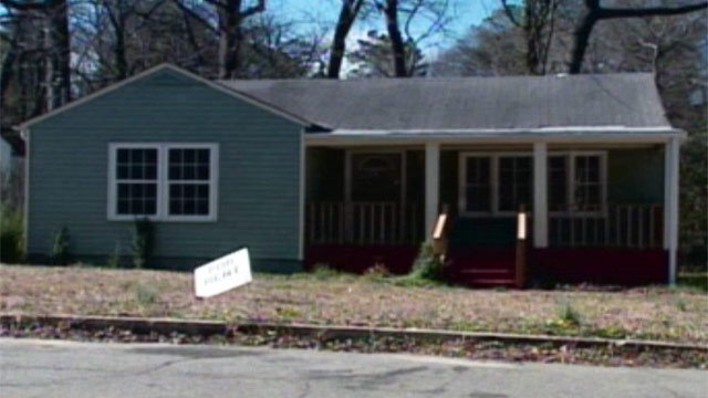 An Upstate home for rent. (File/FOX Carolina)
