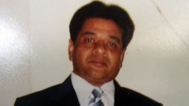 Chandrakant &quot;CJ&quot; Patel (Family Photo)