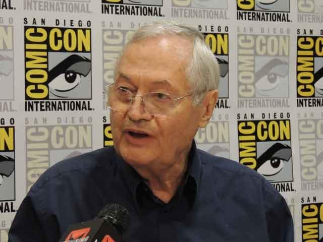 Legendary producer Roger Corman