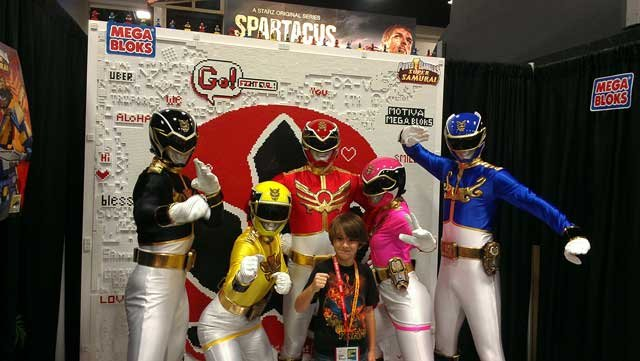 The Power Rangers, Can you believe they are 20 yrs old now?