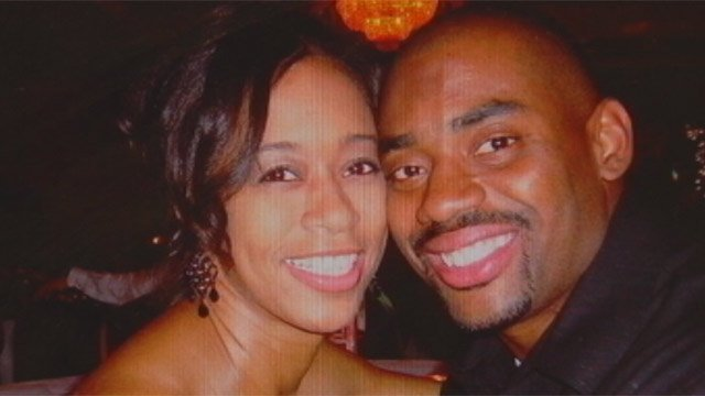 Keasha Rutledge Draft and husband Chris Draft. (Courtesy Chris Draft)