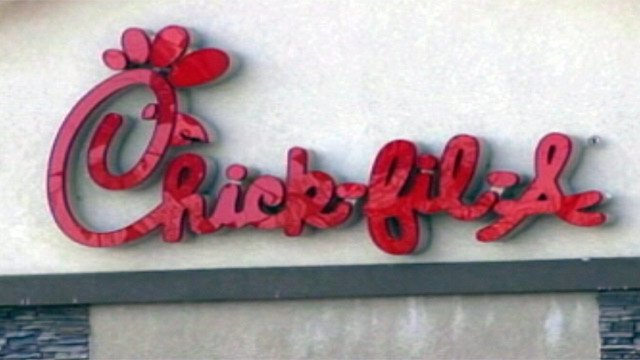 The Atlanta-based Chick-fil-A restaurant chain has numerous locations across the Upstate. (File/FOX Carolina)