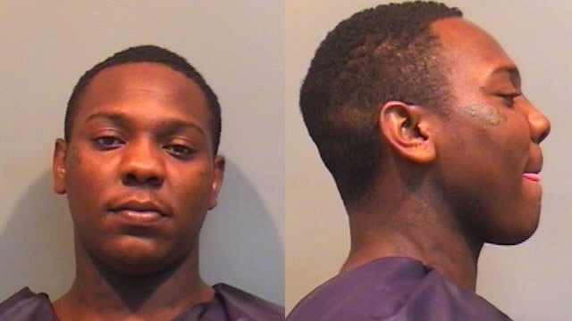 Shandreus Fleming (Union Co. Sheriff's Office)