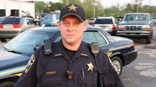 Deputy Roger Rice (Laurens Co. Sheriff's Office)