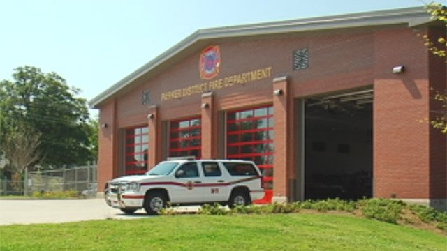 Parker District Fire Dept. is located in Greenville County. (File/FOX Carolina)