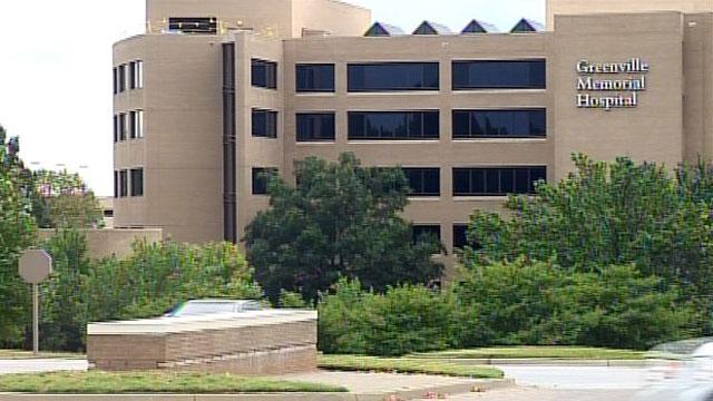 Greenville Memorial Hospital is part of the Greenville Hospital System. (File/FOX Carolina)