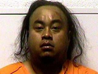 Edwardo Wong's mugshot from his 2008 arrest. (File)