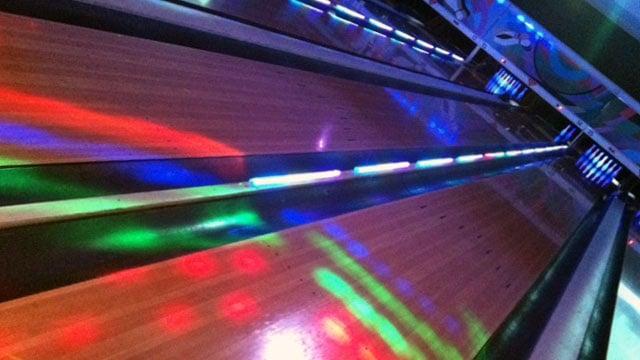 Lanes at an Upstate bowling Alley. (File/FOX Carolina)