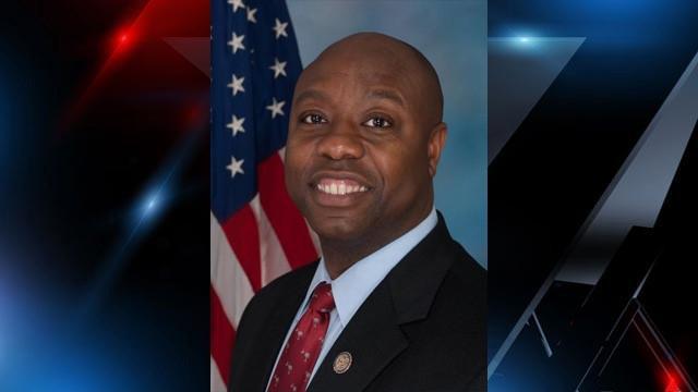 U.S. Sen. Tim Scott (file/FOX Carolina)