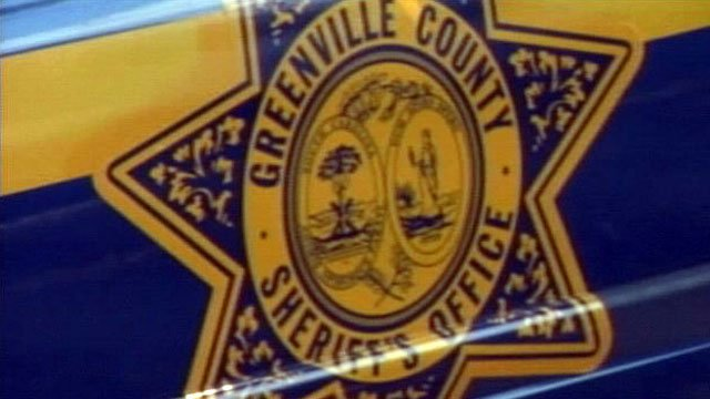 The emblem of the Greenville County Sheriff's Office is seen on a deputy's cruiser. (File/FOX Carolina)