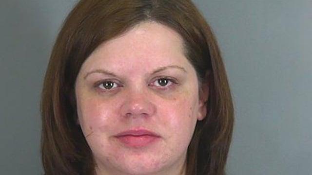 Christi Earle (Spartanburg Co. Detention Center)