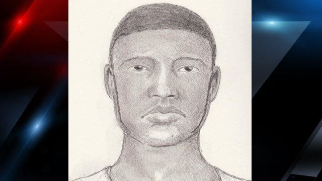 Deputies released this sketch of a man who they said raped a woman in Spartanburg on Aug. 24, 2012. (Spartanburg Co. Sheriff's Office)
