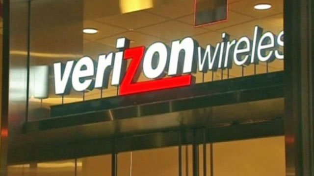 A Verizon Wireless store at an Upstate shopping center. (File/FOX Carolina)