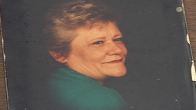 Charlene Simmons, Amanda Henderson's grandmother, who was killed in 1995. (Courtesy Amanda Henderson)