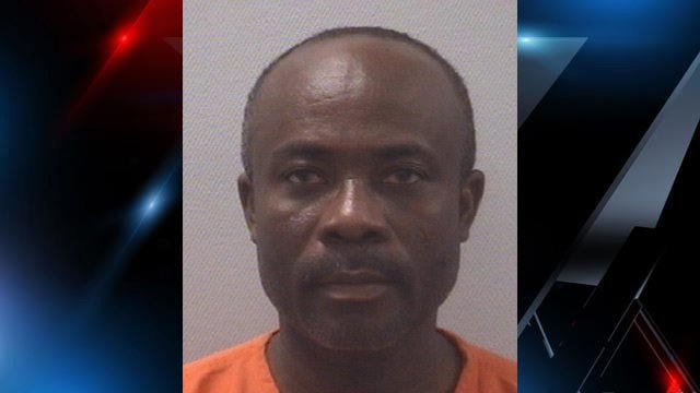 Ernest Addo (Lexington Co. Sheriff's Office)