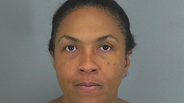 Gloria Brackett (Spartanburg Co. Detention Center)