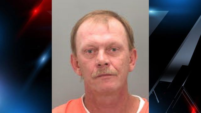 Gregory Gosnell (Greenville Co. Detention Center)