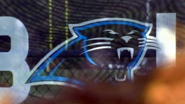 The Carolina Panthers are based in Charlotte and host training camp in Spartanburg. (File/FOX Carolina)