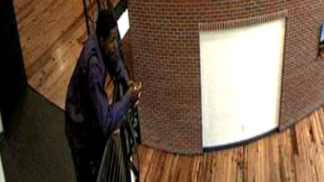 Greenville police say this man is a person of interest in a series of burglaries at Riverplace. (Greenville Police Dept.)