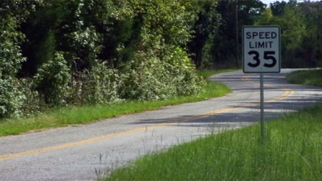 An Anderson County road where the coroner says teens need to drive cautiously. (File/FOX Carolina)