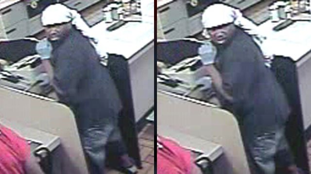 Deputies said this is another man who was involved in an attempted armed robbery. (Sept. 17, 2012/Anderson Co. Sheriff's Office)