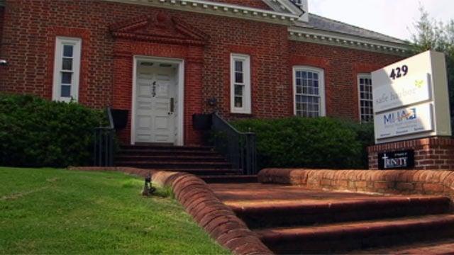Safe Harbor's office located in Greenville. (File/FOX Carolina)