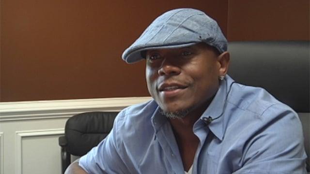 Calvin Richardson talks with Greg Funderburg about his upcoming album. (Oct. 2, 2012/FOX Carolina)