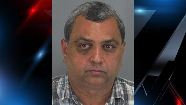Salil Amin (Spartanburg Co. Sheriff's Office)