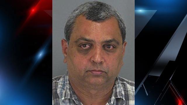 Salil Amin (Spartanburg Co. Sheriff's Office)