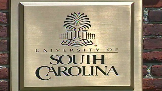 The University of South Carolina is located in Columbia. (File/FOX Carolina)