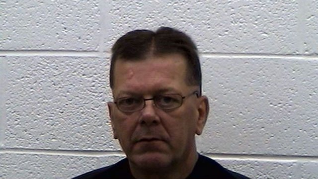 Spencer Arrowood (Rutherford Co. Sheriff's Office)