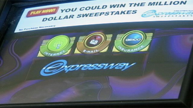 Some video sweepstakes and gaming machines are legal in South Carolina. (File/FOX Carolina)