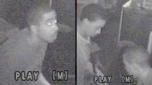 Deputies said these men broke into a pool hall and stole liquor, beer and cigarettes. (Oct. 8, 2012/Spartanburg Co. Sheriff's Office)