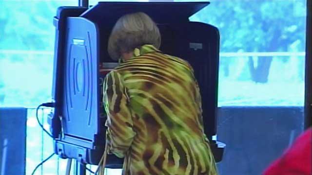 Early voting began on Thursday in North Carolina. (File/FOX Carolina)