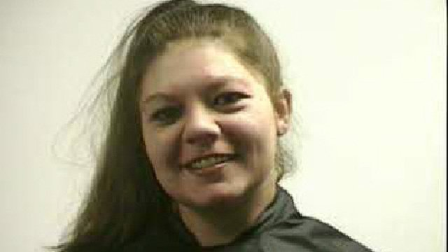 Ashley Zahm (Pickens Co. Detention Center)