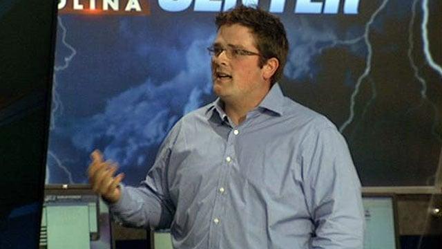 David Haskins talks to FOX Carolina's Cody Alcorn about creating Kiko's Twitter account. (Oct. 26, 2012/FOX Carolina)